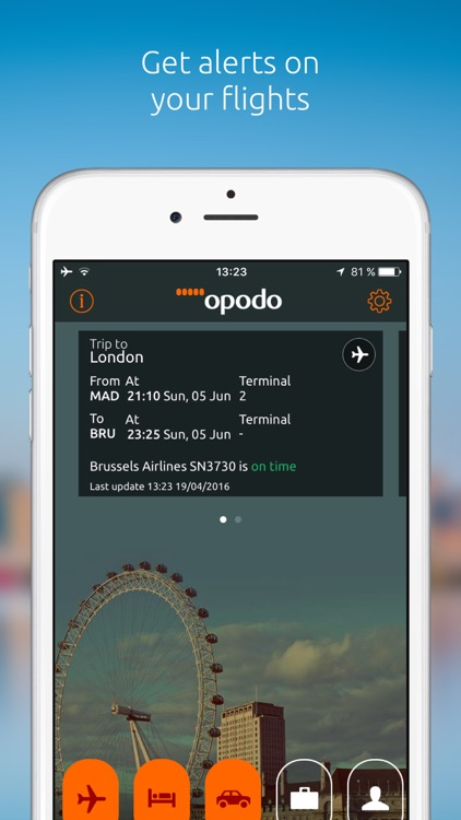 Opodo - Flights, Hotels & Cars