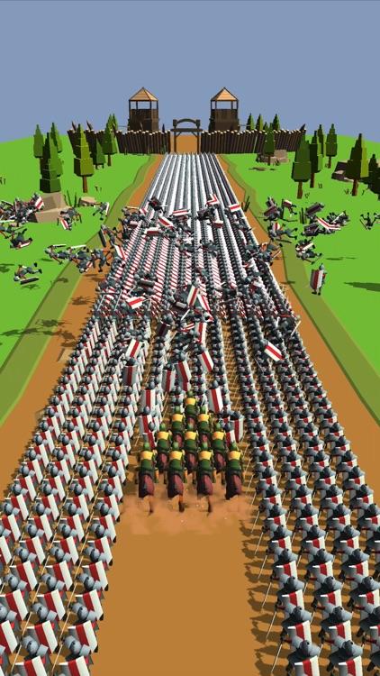 Horseman Rush 3D screenshot-7