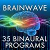 Brain Wave™ 35 Binaural Series - Banzai Labs Cover Art