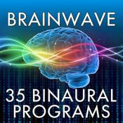 Brain Wave 35 Binaural Series app review