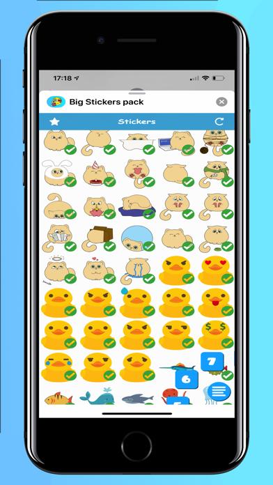 iMessageと用ステッカー作成ツールのおすすめ画像9