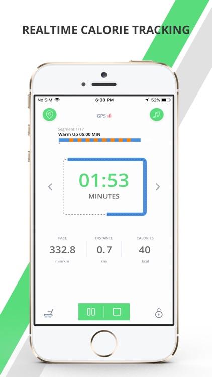 Mobiefit ACTIVE screenshot-4