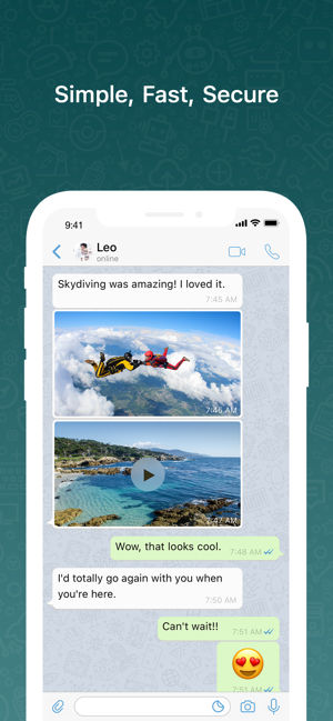 BOTIM - video calls and chat on the App Store