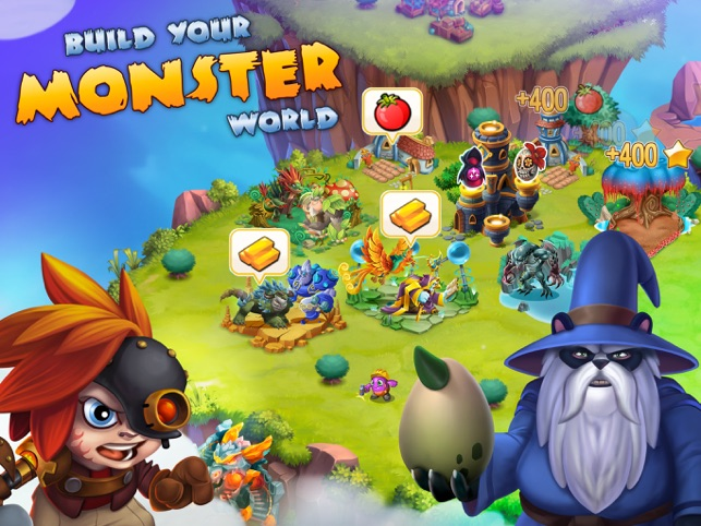 Monster Legends on the App Store