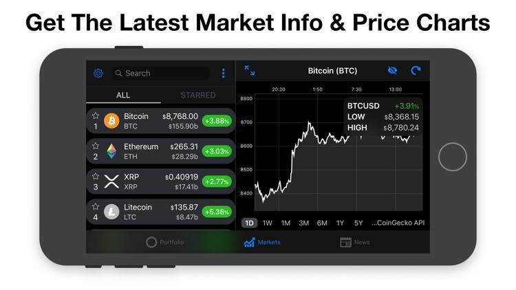 CryptoPal - Bitcoin Tracker screenshot-6