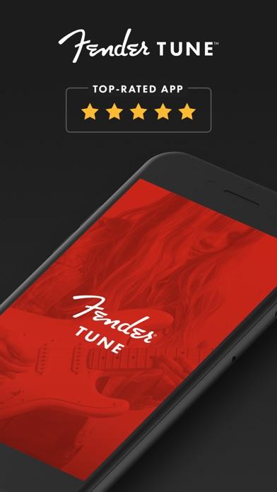 Fender Tune - Guitar Tuner Screenshot