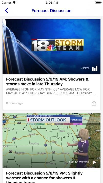 WETM 18 Storm Team MyTwinTiers screenshot-4