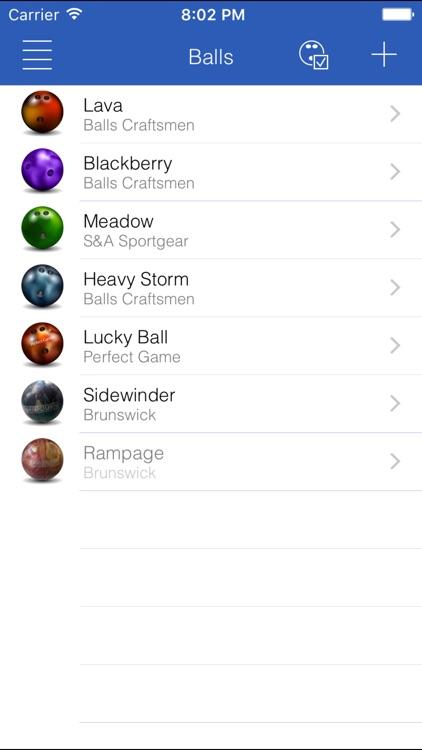 Perfect Game: Bowling Scores screenshot-4