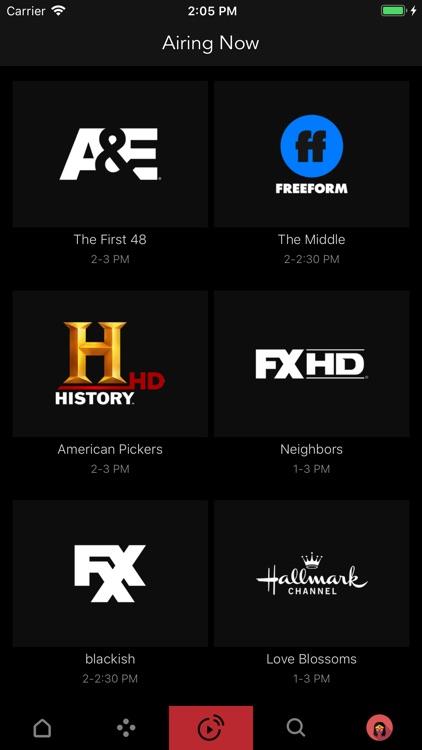 USA TV screenshot-4