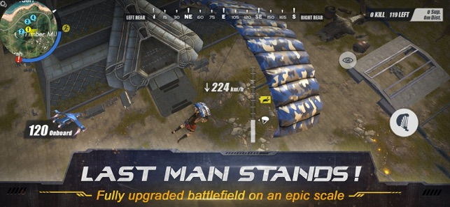 Rules of Survival on the App Store
