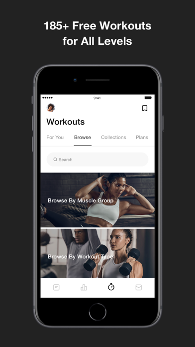 Nike Training Club for Windows
