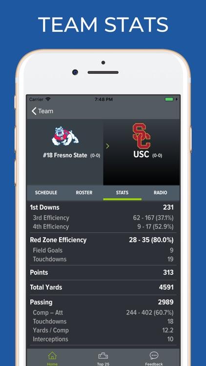 USC Football Schedules screenshot-4