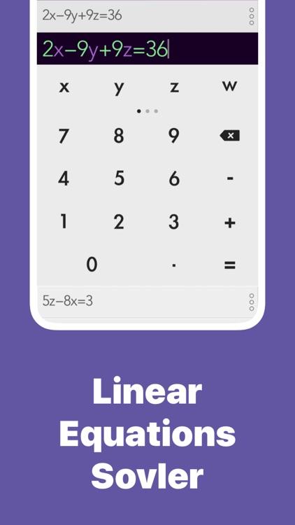 Graphing Calculator screenshot-3