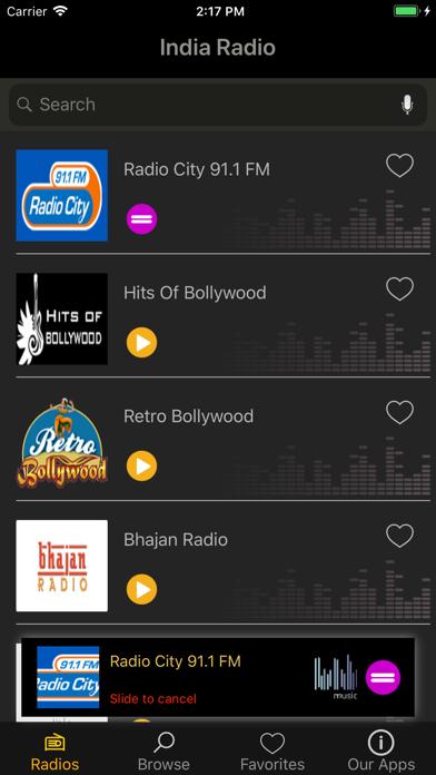 Happy FM screenshot 3