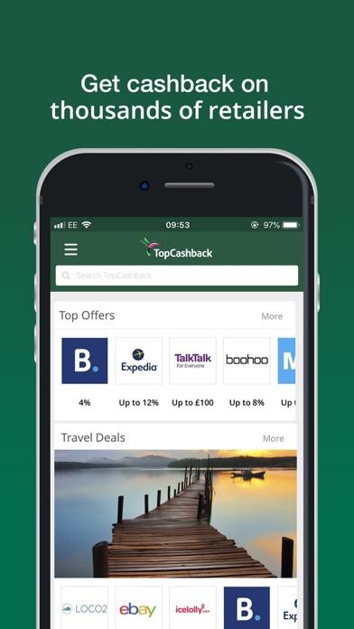 TopCashback: Cashback & Offers