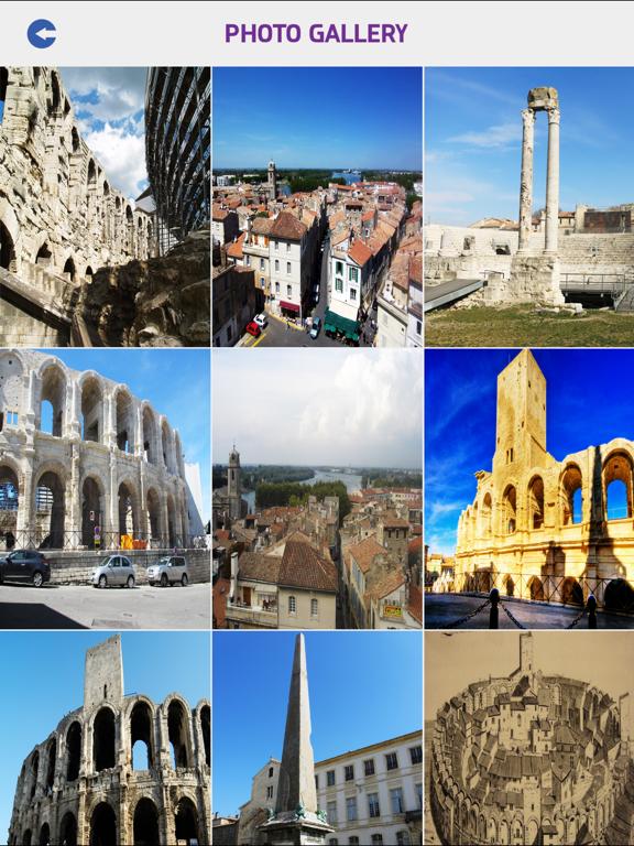 Arles Tourism screenshot 9