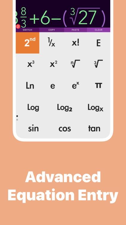 Graphing Calculator screenshot-5