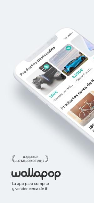 0df4a17120 Wallapop - Compra y vende en App Store