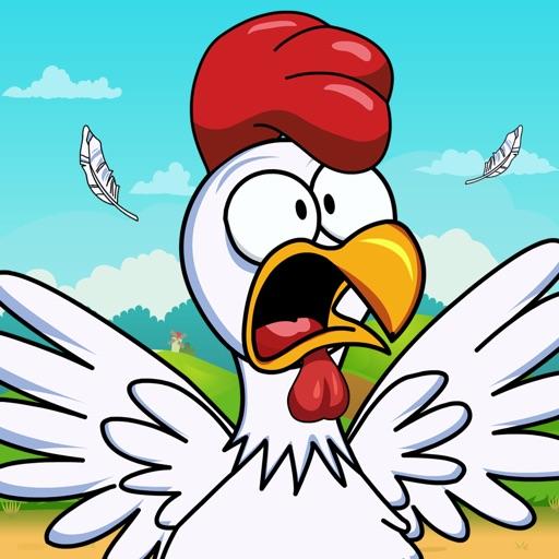 Chicken Flying – Tap Tap Wings