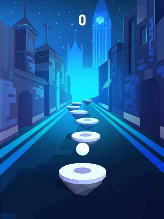 Hop Ball 3D screenshot 2