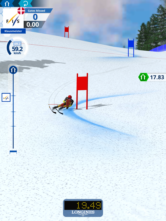 World Cup Ski Racing screenshot 5