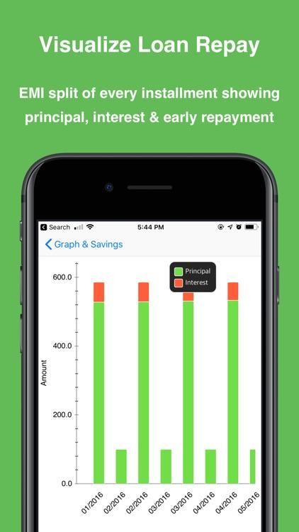 Loan Calculator ++ screenshot-5