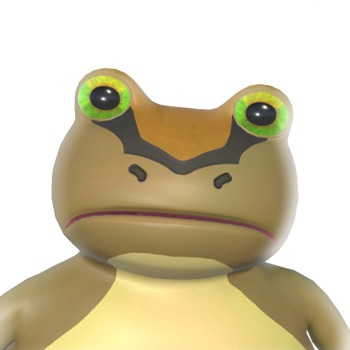 Amazing Frog? Logo
