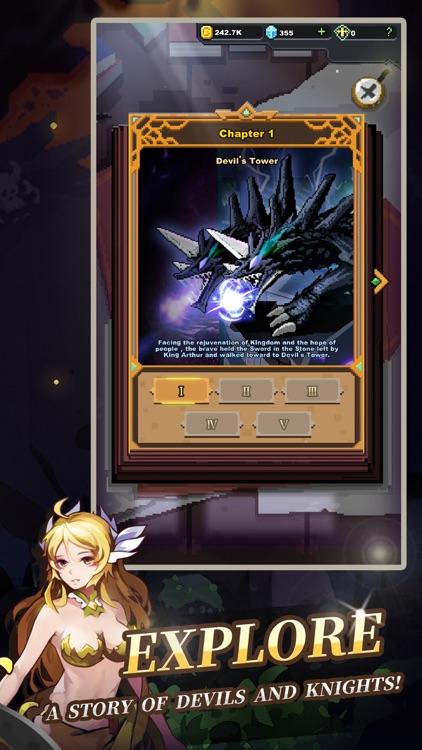Infinite Knights screenshot-4