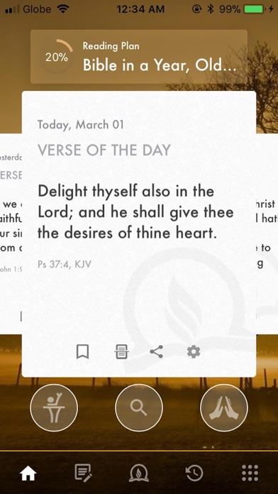 Omega Digi Bible screenshot two