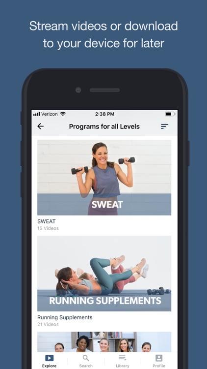 Moms Into Fitness screenshot-3