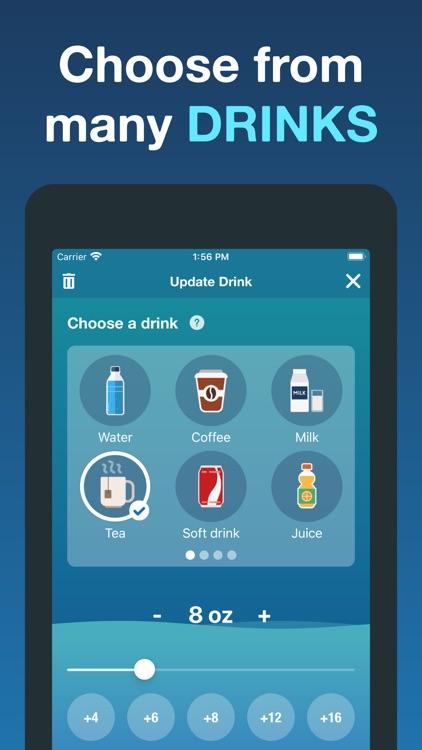 DRINK | Water Reminder screenshot-3