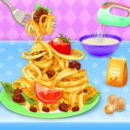 Pasta Cooking Kitchen Fun