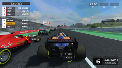 Download F1 Mobile Racing per Pc