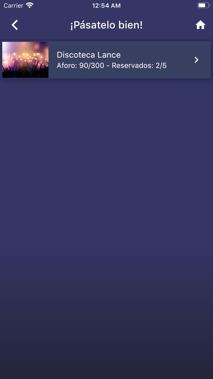 Hueco - Aforo en tiempo real screenshot-6