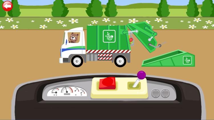 Garbage Truck: Clean Rubbish screenshot-3