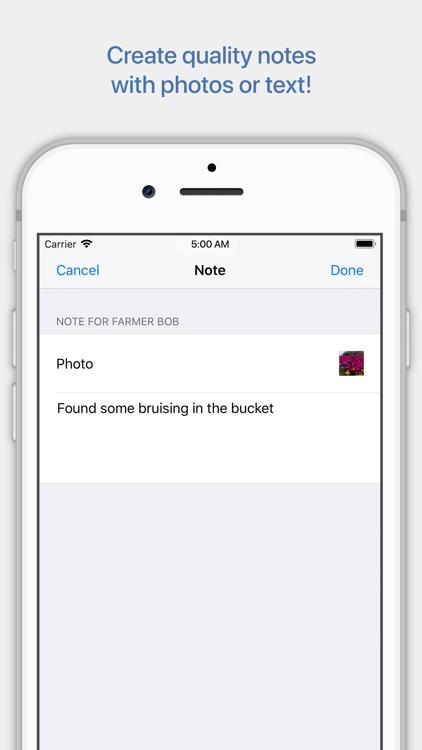 FieldClock screenshot-4
