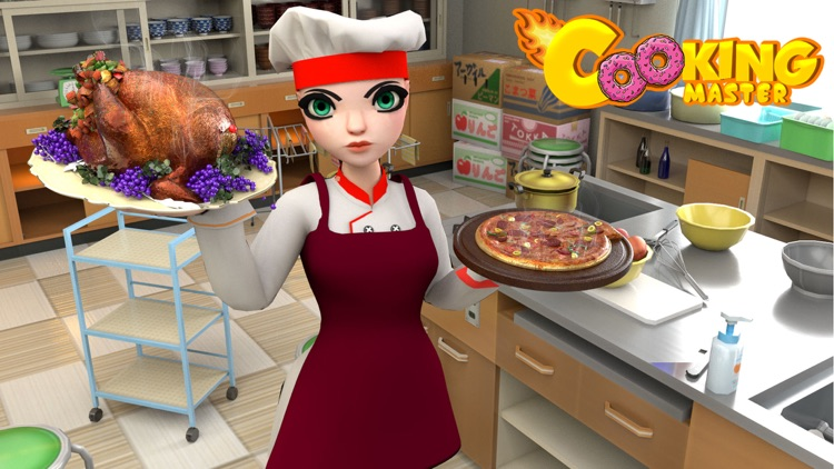 My Cafe : Cooking Fever Tycoon screenshot-3