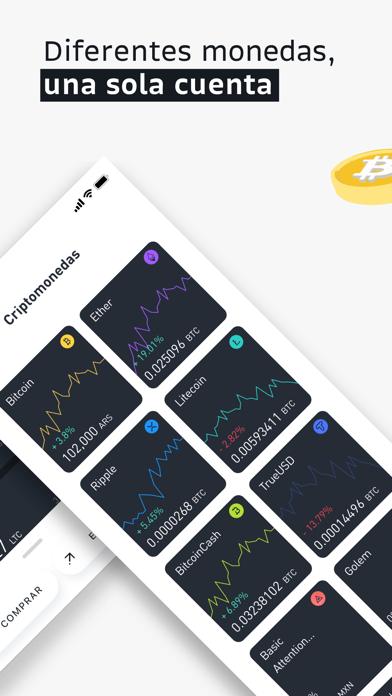 Bitso - Compra y vende bitcoin screenshot two