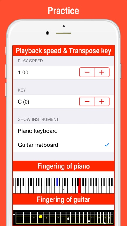 MIDI Score screenshot-4