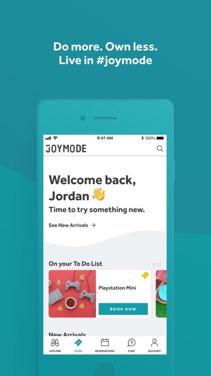 Joymode screenshot-5