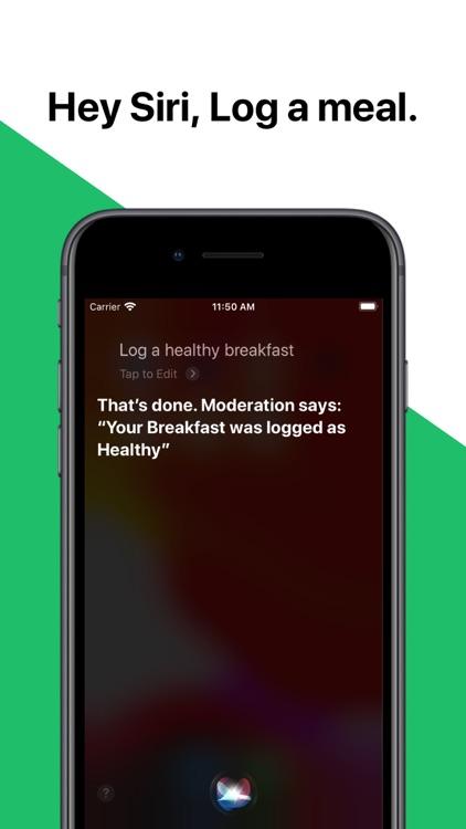 Food Diary by Moderation screenshot-4