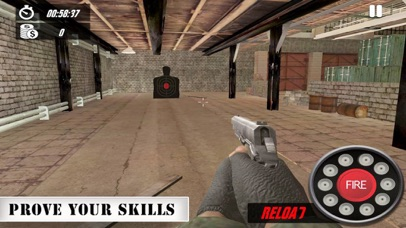 Gun Shooting Target Range screenshot 1