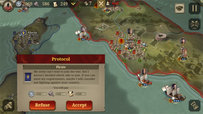 Great Conqueror: Rome screenshot 2