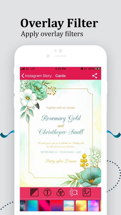 Invitation Maker Card Creator screenshot-5
