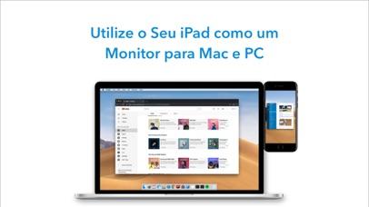 Screenshot for Duet Display in Portugal App Store