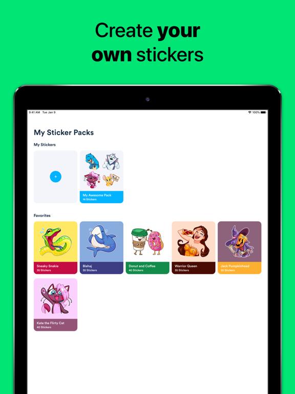 StickerHub - Sticker Maker screenshot 16