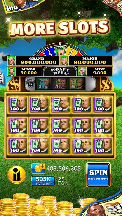 Jackpot Magic Slots™ & Casino Screenshot on iOS