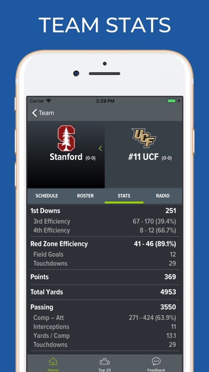 Stanford Football screenshot-3