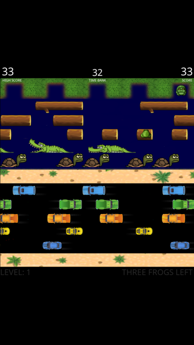Arcade Action Frog Screenshot 2
