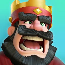 Ícone do app Clash Royale